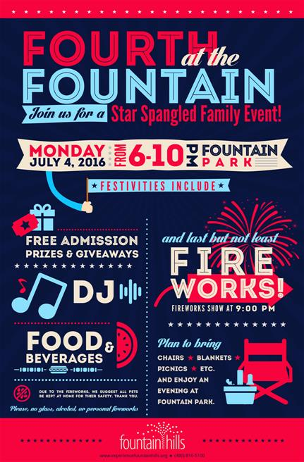 Fountain Hills Fourth of July