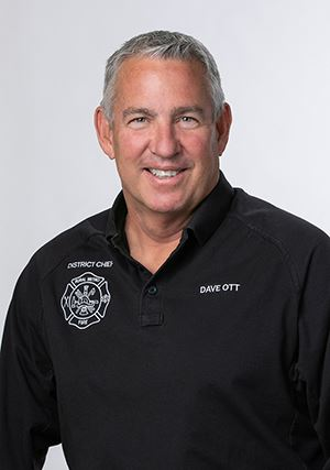Fire Chief Dave Ott